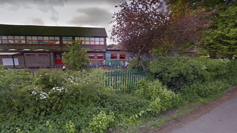 Gosforth Park First School, in Newcastle-upon-Tyne. Pic: Google Maps