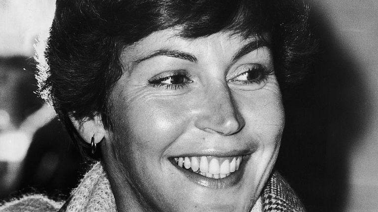 Reddy in London in 1978 where she performed at the Palladium