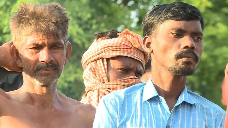 The poor in India are the most vulnerable