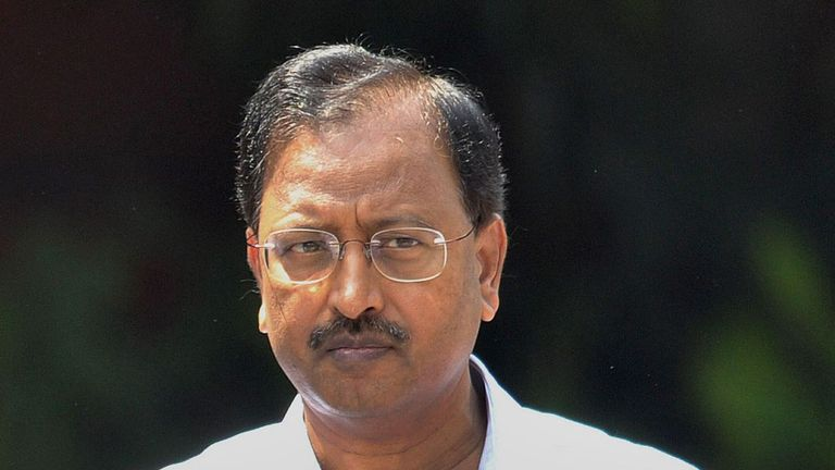 Ramalinga Raju, founder of Satyam Computer Services, was accused of $1bn accounting fraud more than ten years ago
