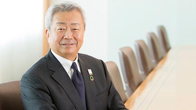 Jun Sawada. Pic: NTT