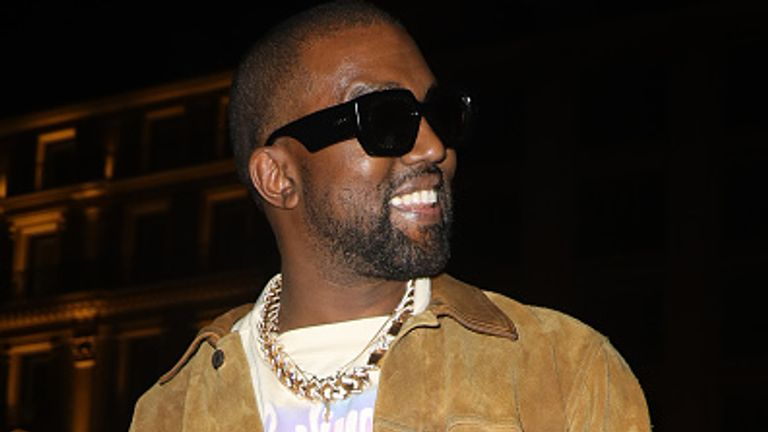 Kanye said he was 'putting my life on the line for my people'