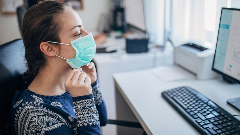 France has already made masks the rule in most workplaces