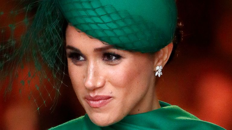 The Duchess of Sussex is in a high court battle with the publisher