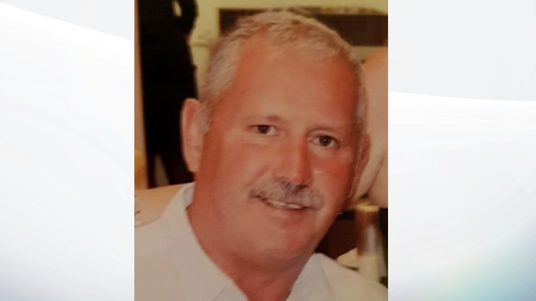 Michael O'Leary died earlier this year. Pic: Dyfed-Powys Police