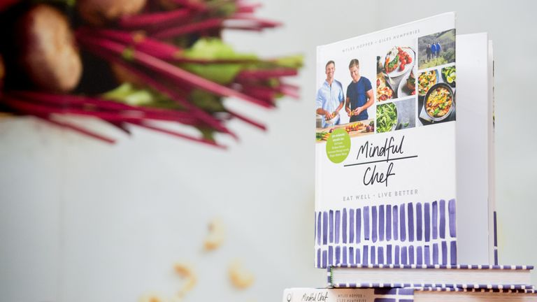 Mindful Chef was set up by school friends Giles, Myles and Rob and launched in 2015.