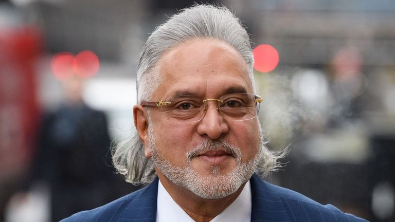 Vijay Mallya is facing possible extradition for fraud involvement with his now defunct enterprise, Kingfisher Airlines