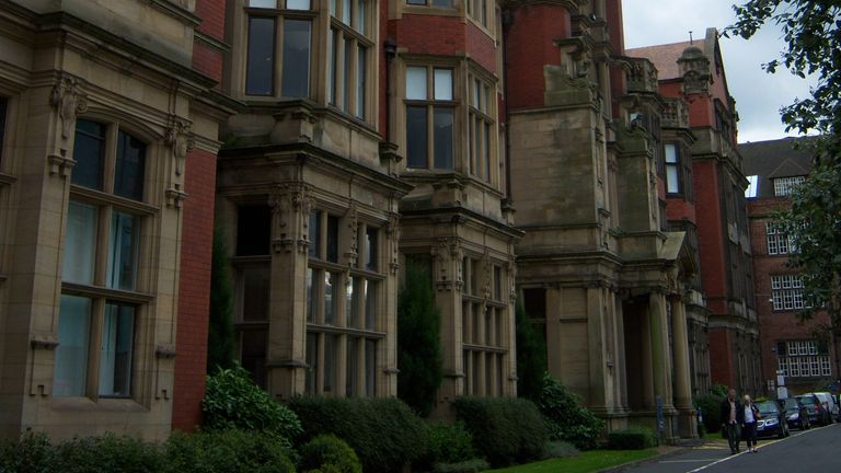 Newcastle University is being held to ransom by cyber criminals