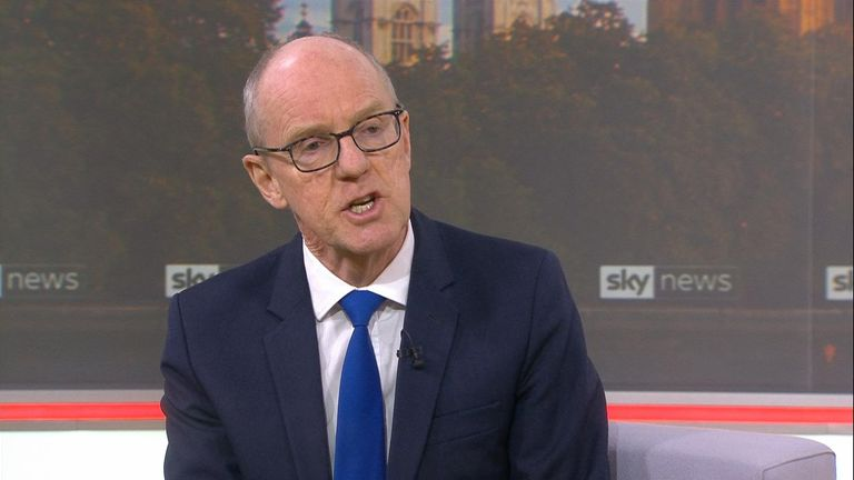 Schools minister Nick Gibb said schools would not necessarily close if there is a positive COVID-19 case identified in the school