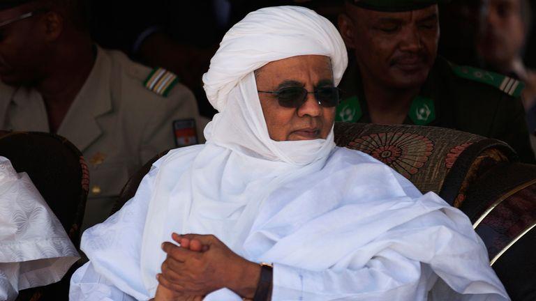 Niger's Prime Minister Brigi Rafini