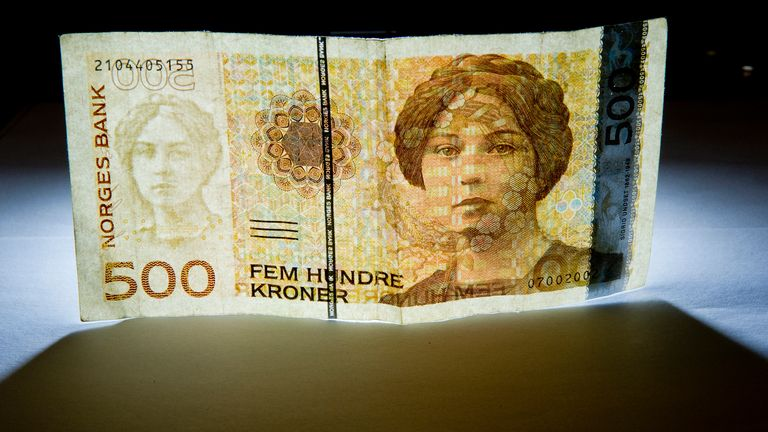 The strength of Norway's currency also makes shopping in Sweden attractive to Norwegians