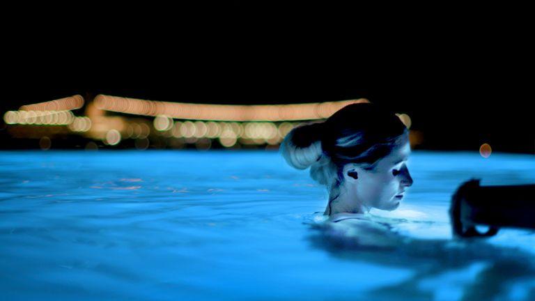 Paris Hilton in Mykonos in This Is Paris