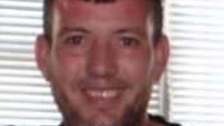 Paul Morgan, 39, who died in hospital after he was found with a stab wound to the chest in Toxteth