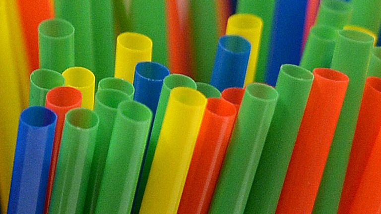 The ban on the sale and distribution of the single-use plastic items had been due to start in April