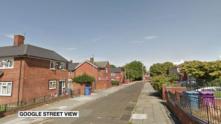 Police were called to Prince William Street in Toxteth. Pic: Google Maps