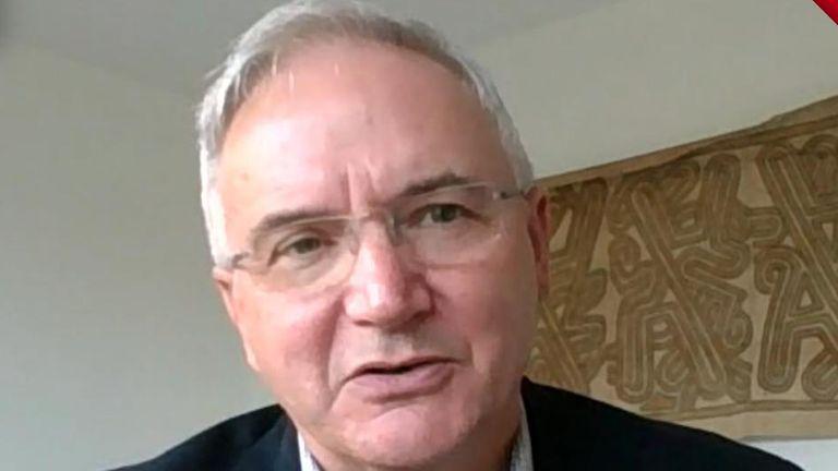 Professor Peter Openshaw