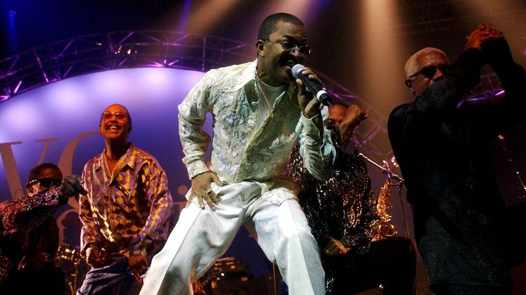 Ronald Bell was a founder member of Kool & the Gang