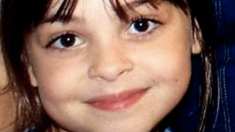 Saffie-Rose Roussos was eight-years-old when she died in the Manchester Arena attack