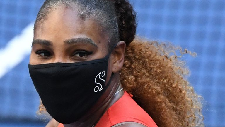 Serena Williams says she has 'serious health issues'