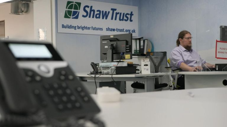 The Shaw Trust