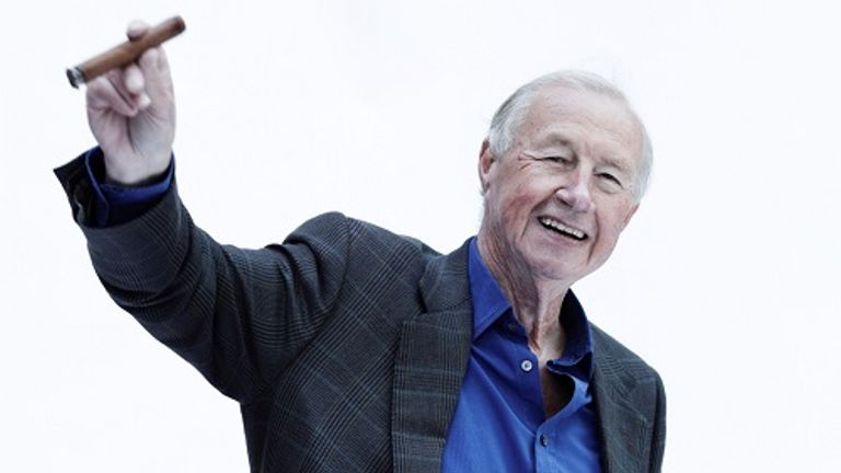 """Sir Terence Conran's family described him as a """"visionary"""".  Photo: The Design Museum / Twitter"""