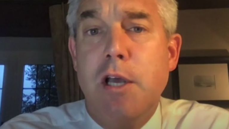 Stephen Barclay says government's Jobs Support Scheme is targeted