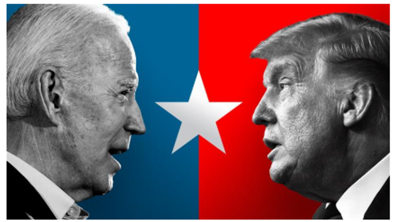 Joe Biden and Donald Trump go head-to-head in Ohio in the first debate