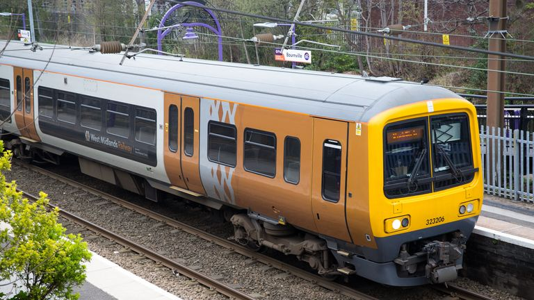 Train services will be ramped up from today