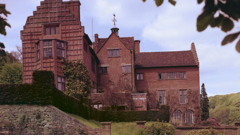 Chartwell in Kent, where Winston Churchill lived, has connections to colonialism