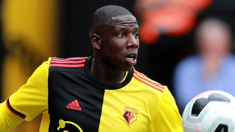 Steven Warnock says Abdoulaye Doucoure will be a valuable addition to Everton's midfield following the arrivals of James Rodriguez and Allan.