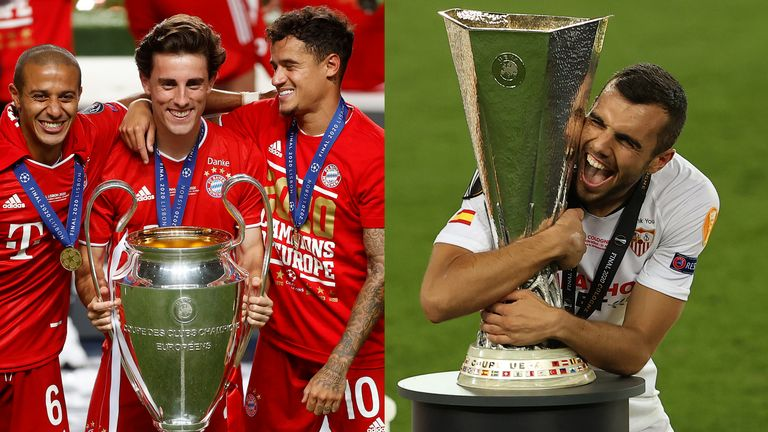 Bayern Munich and Sevilla will both look to lift their second Super Cup trophy on Thursday night
