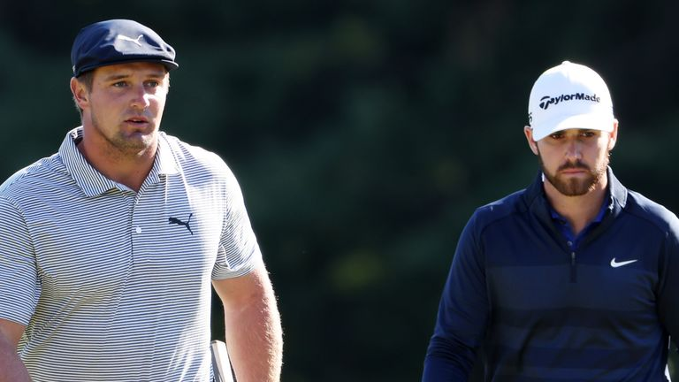 A look back at the best of the action from the final round of the 120th US Open at Winged Foot, where Bryson DeChambeau impressed to claim a maiden major