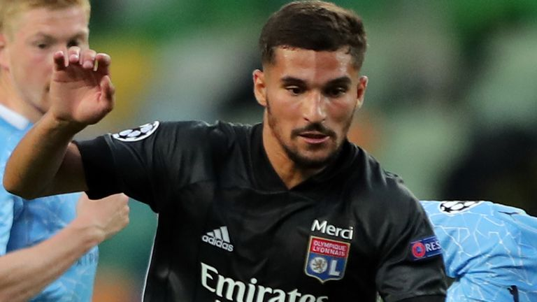 Sky Sports News' Emma Paton has the latest on Arsenal's targets including their pursuit of Lyon midfielder Houssem Aouar