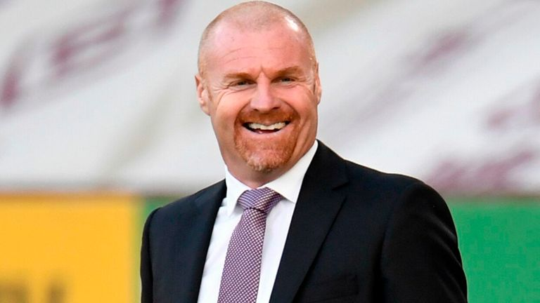 New Burnley chairman Alan Pace says the club's new ownership are prepared to back manager Sean Dyche in the transfer market.
