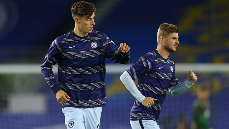 New Chelsea signings Timo Werner and Kai Havertz have their debuts rated by Danny Mills and Kevin Campbell on The Football Show