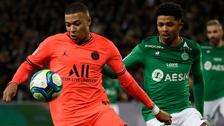 French football expert Jonathan Johnson says Leicester must 'strike now' for St Etienne's Wesley Fofana as he will be a player in demand come next summer