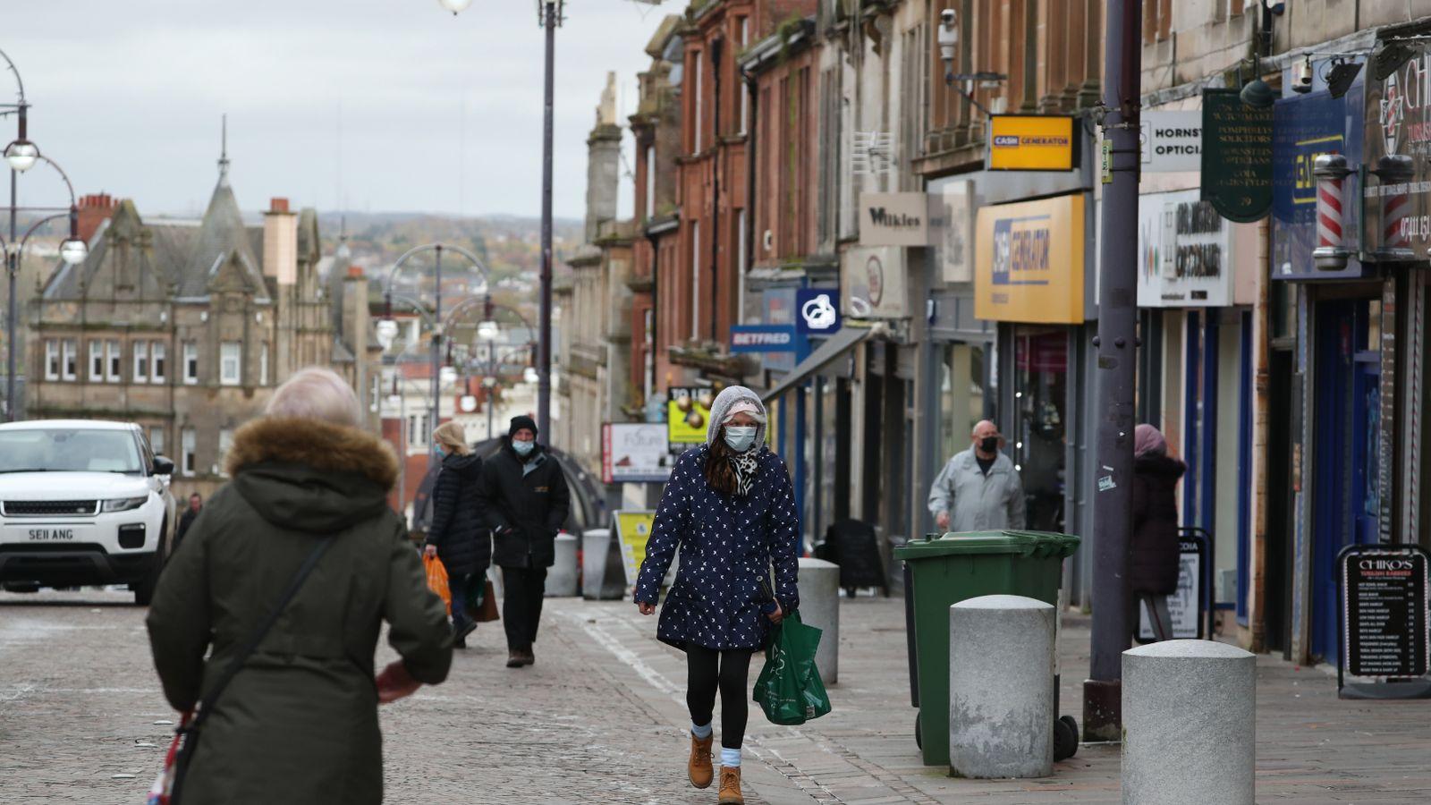 level 3 restrictions. scotland - photo #17