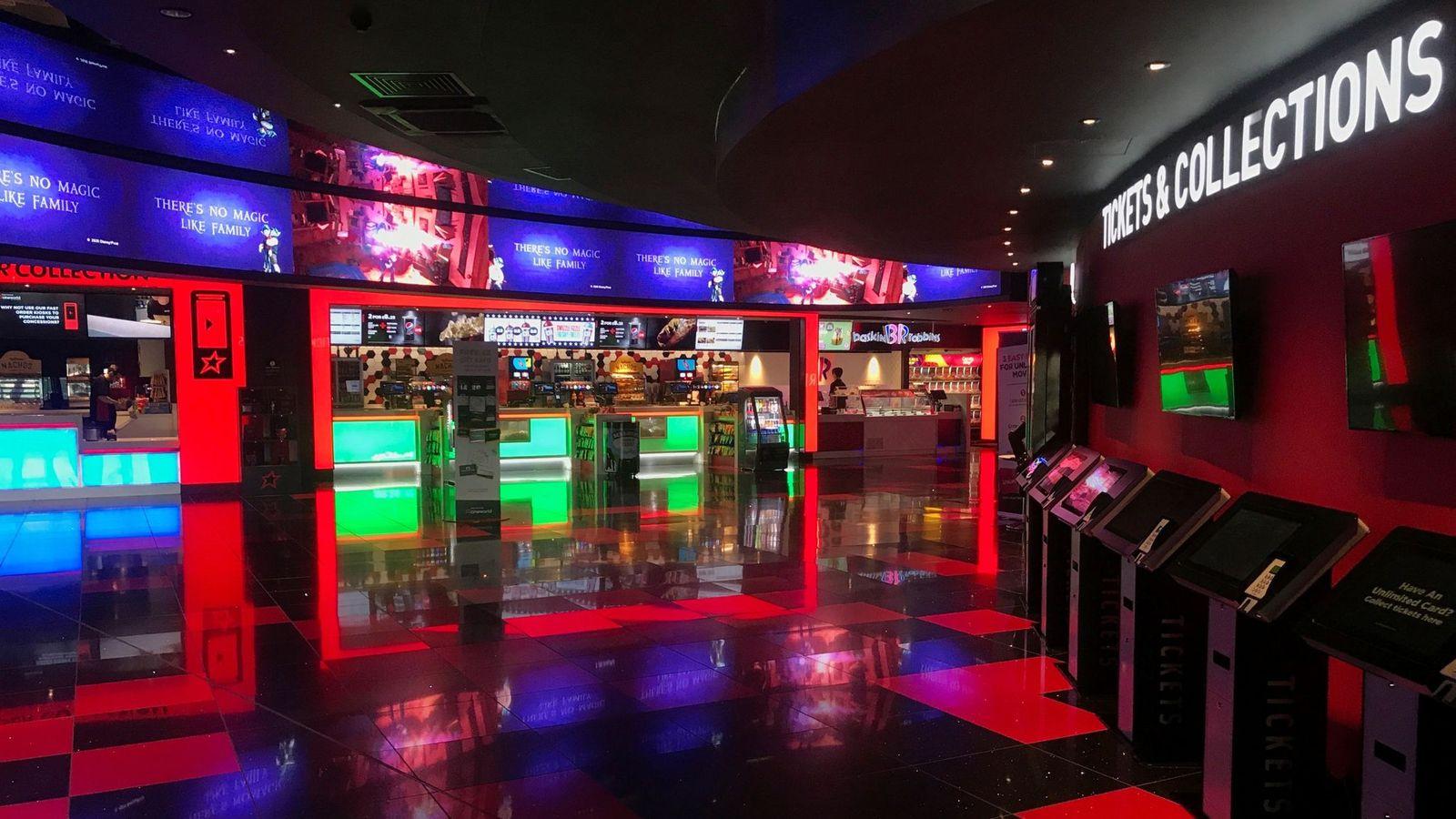 Cineworld screens AlixPartners for talks on $8bn debt pile
