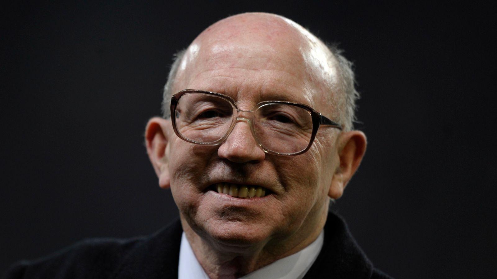 Nobby Stiles: Member of England's World Cup-winning team dies aged 78