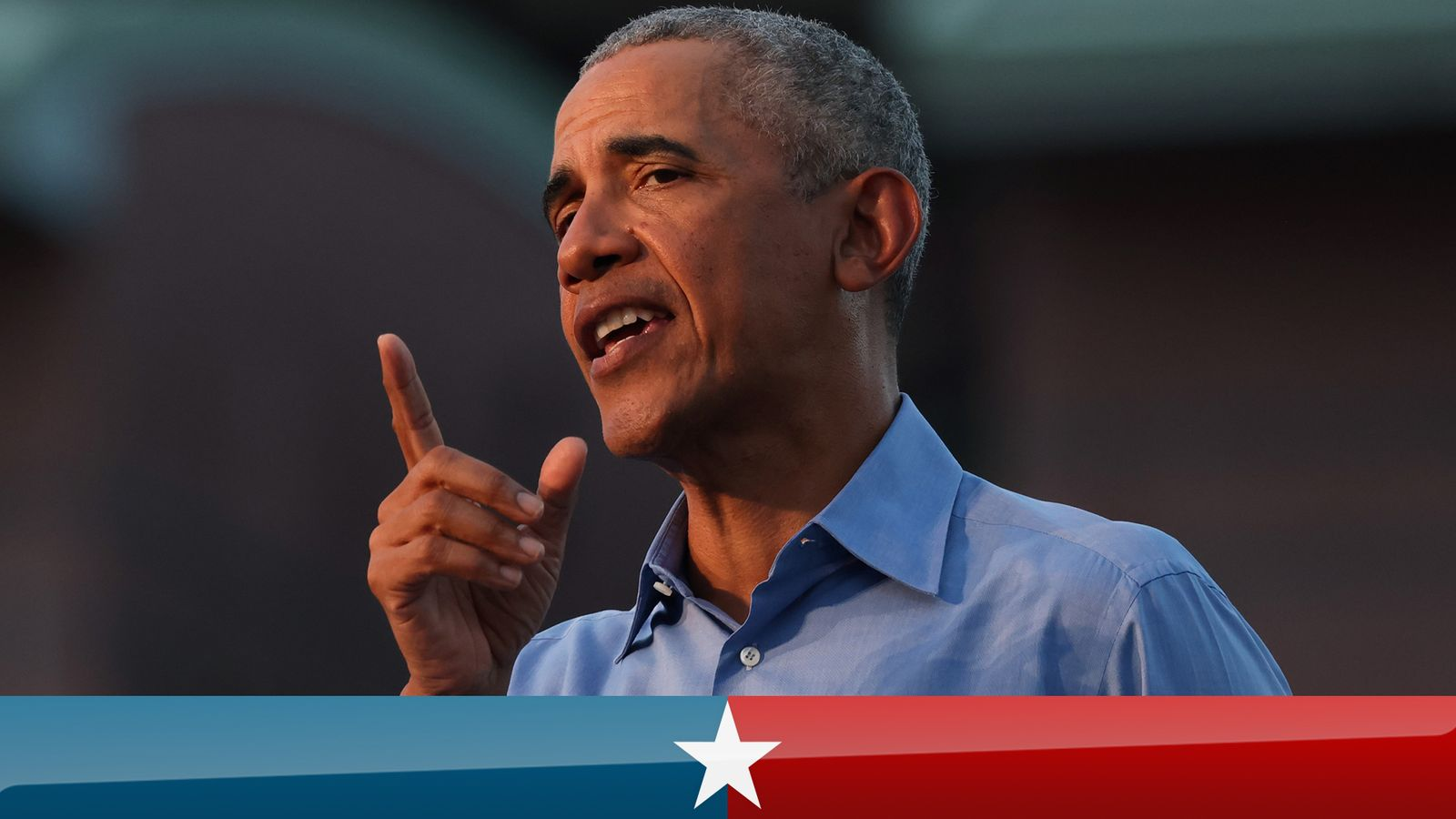 US election 2020: Barack Obama attacks Donald Trump for 'ignoring' coronavirus pandemic at Joe Biden rally