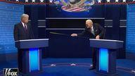 Saturday Night Live US Presidential Debate Spoof