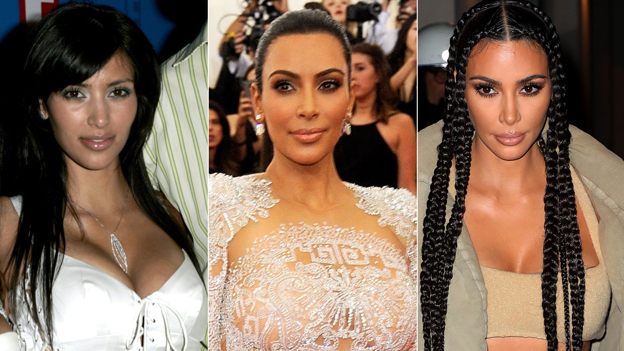 Kim Kardashian Turns 40 Here S A Look At Her Rise To Fame In Pictures Ents Arts News Sky News