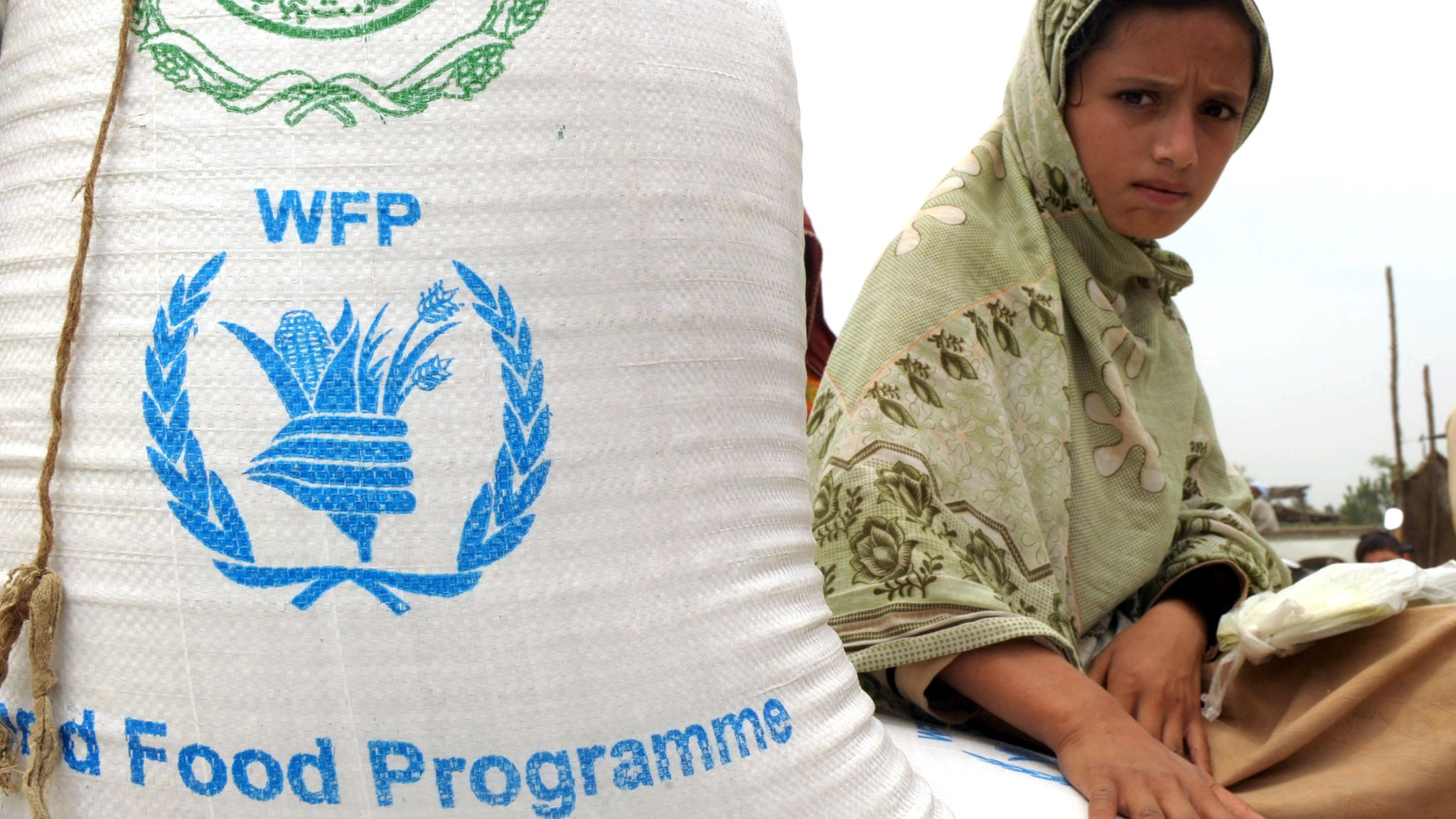 Nobel Peace Prize World Food Programme Named This Year S Winner World News Sky News