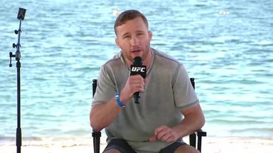 Gaethje: I always show up under the lights