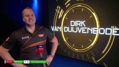Van Duijvenbode: I won't quit aubergine farm!