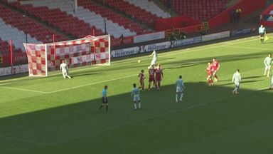 Ferguson pen puts Aberdeen ahead