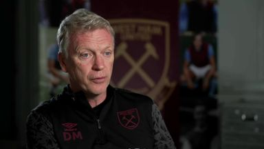 Moyes: I want players with hunger
