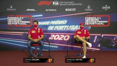 Ferrari: Portuguese GP press conference
