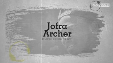 Jofra Archer: England's speed king