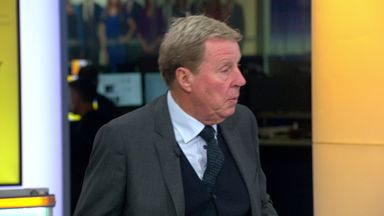 Redknapp: New owners would improve West Ham